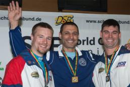 Guy Starik wins gold